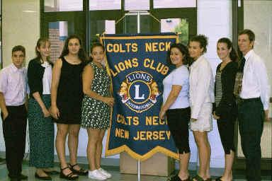 Colts Neck High School Lions Club