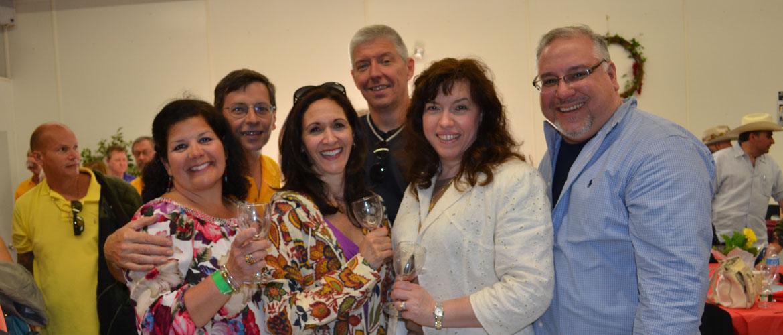 Lions Wine Tasting 2013